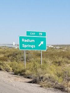 Radium Springs New Mexico