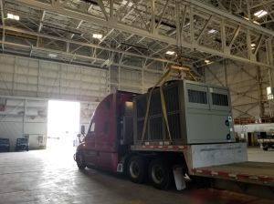 Macguire hangar