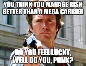 Dirty Harry Trucking Risk