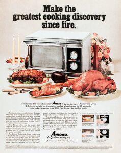 microwave 1970's