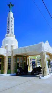 Conoco Tower Station Shamrock Texas