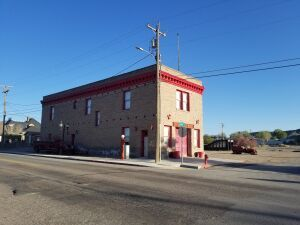 Goldfield firehouse