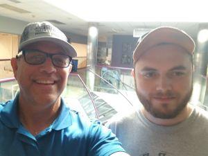 Rob D. And Soug D.