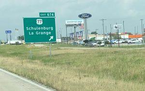 La Grange, that Texas Town.