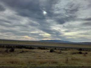 Wyoming Utah border