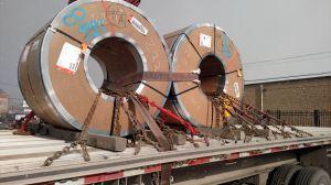 11k lbs each coil.