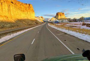 Western Wyoming I-80