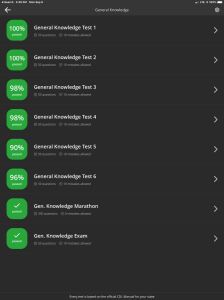 CDL Testing App