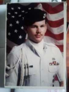 Proud to be an Air Force Veteran (1992)