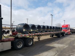 Slinky load
