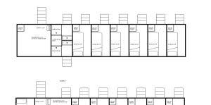 Bunkhouse Layout